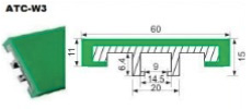 Conveyor Wear Strips exporter